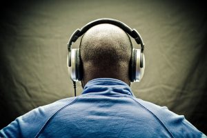 listening-headphones